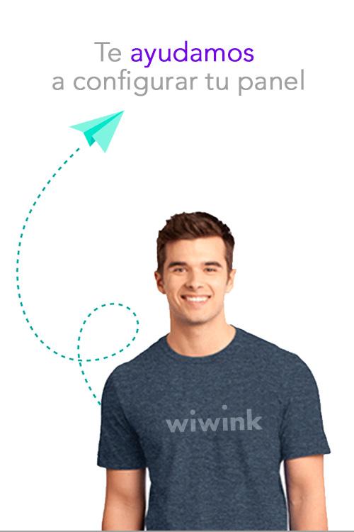 soporte wiwink