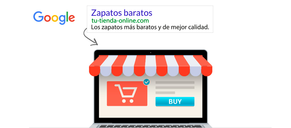 Anuncios marketing online